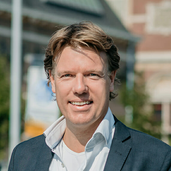 Sjoerd van der Velde Lawyer Ovidius Partner Attorney at law