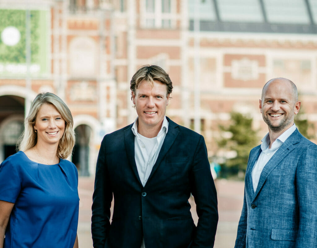 Jessica Niezen, Sjoerd van der Velde, Bram de Haas van Dorsser
